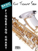 Basic Fingering Chart for Tenor Sax