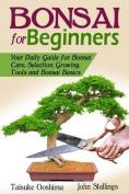Bonsai for Beginners Book