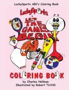 Luckysports ABC's Coloring Book