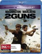 2 Guns (Blu-ray/UV) [Region B] [Blu-ray]