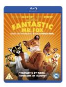 The Fantastic Mr. Fox [Region 1] [Blu-ray]