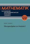 Ubungsaufgaben Zur Analysis 2  [GER]