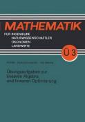 Ubungsaufgaben Zur Linearen Algebra Und Linearen Optimierung  [GER]