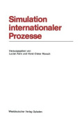 Simulation Internationaler Prozesse  [GER]