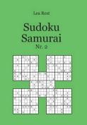 Sudoku Samurai - NR. 2 [GER]