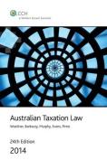 Australian Taxation Law 2014