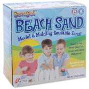 Activa Scenic Beach Sand, 3/lbs, White