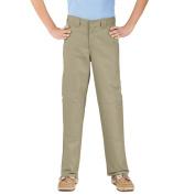Dickies Boys\' Double-Knee Twill Pants