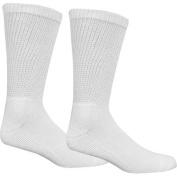 Dr. Scholl's Men's Diabetes and Circulatory Gripper Socks, 2-Pack