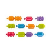 Fisher-Price Growing Baby Snap Lock Beads