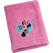Disney Baby Minnie Mouse Cuddle Plush Blanket