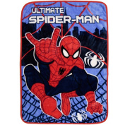 Marvel Spider-Man Coral Plush Blanket