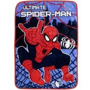 Marvel Spider-Man Coral Plush Blanket