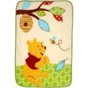 Disney Baby Pooh & Friends Luxury Plush Blanket