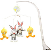 Warner Bros Baby Looney Tunes Nature's Fantasy Musical Mobile