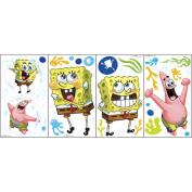 Nickelodeon - Spongebob Room Appliques