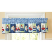 Garanimals Boys On The Go Window Valance