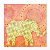 Timeless Frames Baby Elephant Framed Art, 10x8