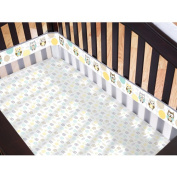 Child of Mine by Carter's Treetop Friends Fresh Air Crib Liner