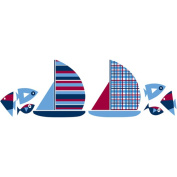 WallPops Regatta Blox Decals