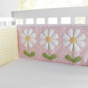 Victoria Classics Big Believers Lazy Daisy 4 Piece Bumper Set