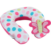 Child of Mine Animal Neck Roll, Butterfly
