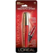L'Oreal Paris Voluminous Million Lashes Excess Mascara, 455 Black, 10ml
