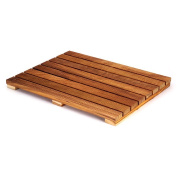 Conair PTM1 C Solid Teak Spa Shower Mat