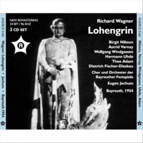 Wagner: Lohengrin, Bayreuth 1954.