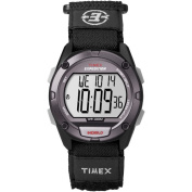 Timex Men's Expedition Digital CAT Watch, Black Fast-Wrap hook and loop Strap