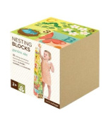Garden ABC Nesting Blocks