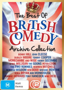 The Best of British Comedy, [Region 4]