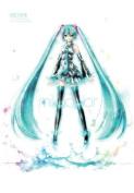 Mikucolor: KEI's Hatsune Miku Illustration Works