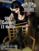 Pin-Up's for Felines 2014 Calendar