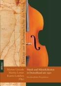 Musik Und Mannlichkeiten in Deutschland Seit 1950 [GER]