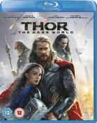 Thor: The Dark World [Region B] [Blu-ray]