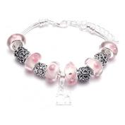 21st Birthday Charm Bracelet Women's Pandora Style