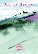 Poetry Review Volume 103.4 Winter 2013