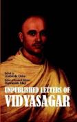 Unpublished Letters of Vidyasagar