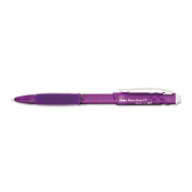 Twist-Erase GT Pencils, 0.7 mm, Violet