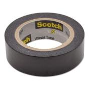Scotch Expressions Washi Tape, .150cm x 1000cm , Black