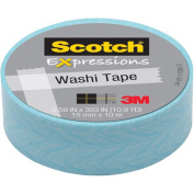 """Expressions Washi Tape, .59"""" x 393"""", Feather"""