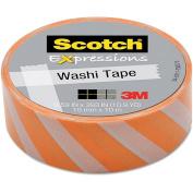 "Expressions Washi Tape, .59"" x 393"", Diagonal Stripe"