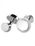 Boss 50219288 Simony White Cufflinks