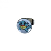 Jewellery of Lords Single Pokemon Tiny Turtle Squirtle 8mm Stainless Steel Satellite Stud Earring