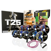 FOCUS T25 DVD Workout $70 free shipping 9 DVDs
