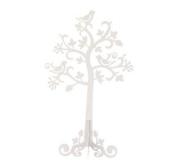 Pretty May Earring & Jewellery Stand Organiser Storage Tree White