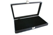 Top of the Range-Ring Display Box/Tray for 144 Rings with Clear Lid