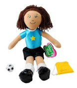 Soccer Girl Cassie Doll