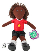 Soccer Girl Anna Doll